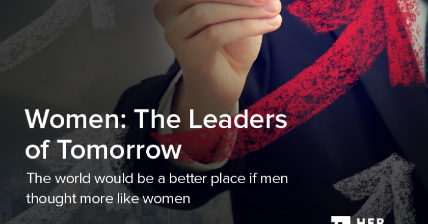 Women The Leaders of Tomorrow